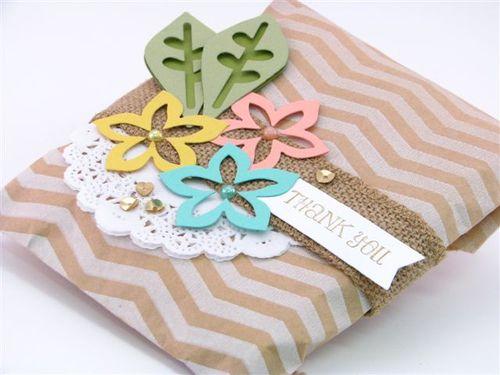11 Thank You bag Package - Martha Inchley
