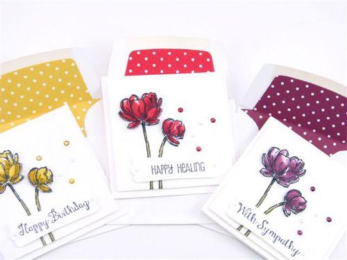 10 - 3 gift cards - Colleen Vassos