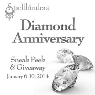 Spellbinders_Diamond Anniversary