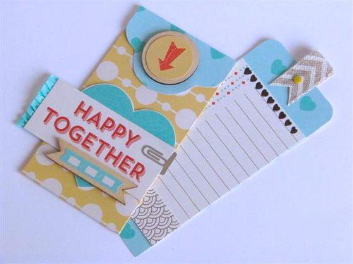 6b Happy Together - Cindy Major