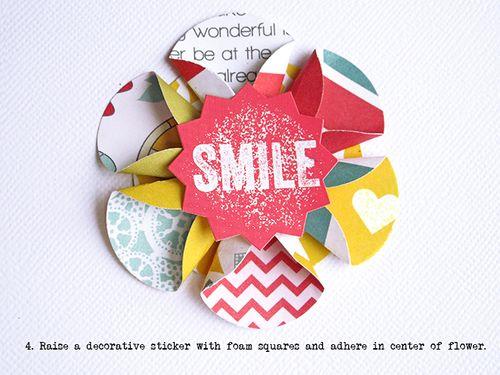 Kim Watson+Circle flower 04