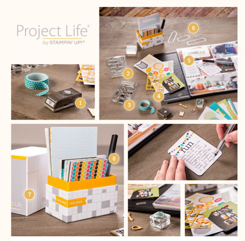 StampinUp_ProjectLife