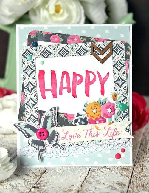 Happy-letterpress