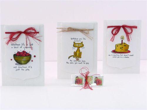 16b - gift of cards - Colleen Vassos
