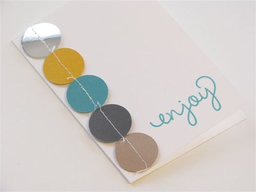 1 Enjoy Card - Colleen Vassos