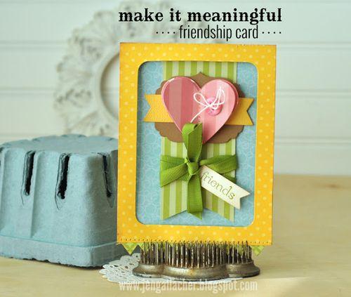 Friendship-Card