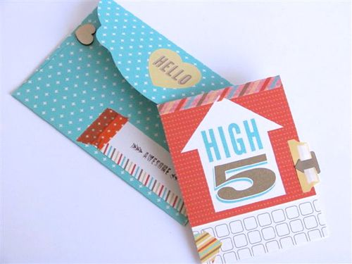 3 High Five - Cindy Major