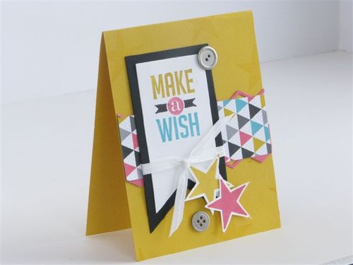 13 - Make a wish card - Meghan Griffiths