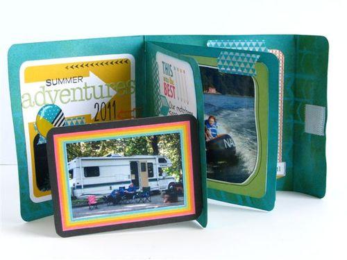 7b - Road Trip Mini Book - Susan Bruyn