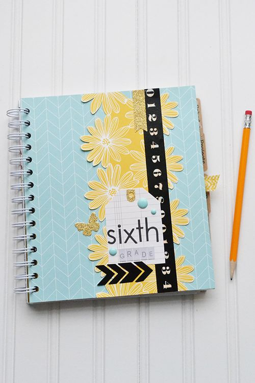 DIY School Agenda by Aly Dosdall 1