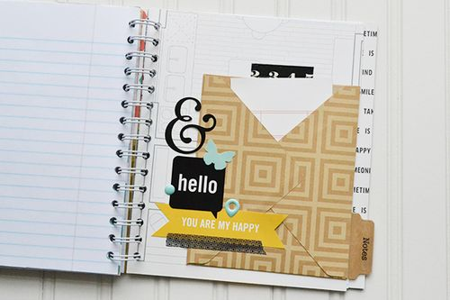 DIY School Agenda by Aly Dosdall 6