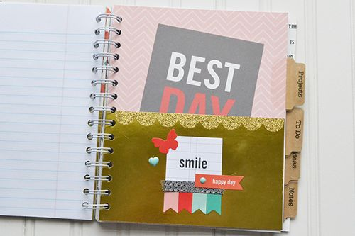 DIY School Agenda by Aly Dosdall 7
