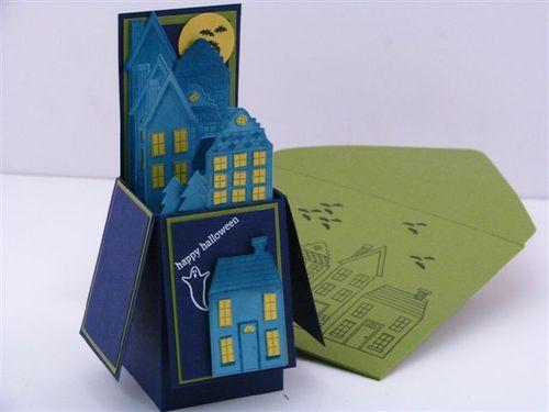 7 -3D house - Carol Matthews