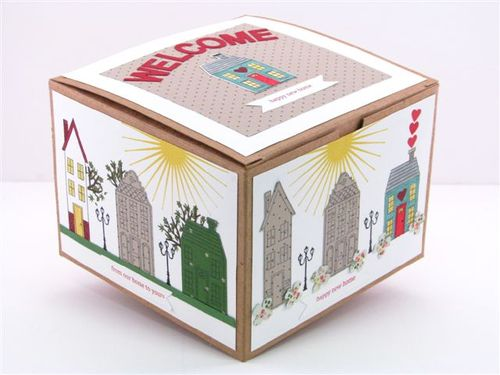 8 - Welcome Home Gift Box - Carol Matthews