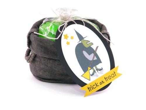 4 Witch's treat bag - Martha Inchley