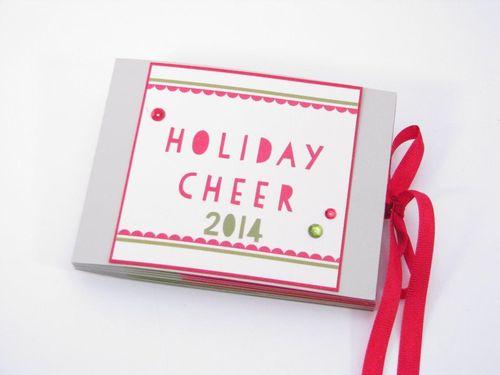 13a Holiday Cheer Album - Colleen Vassos