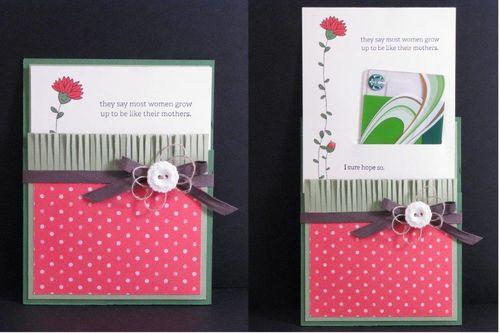12 - They say gift card - Martha Inchley