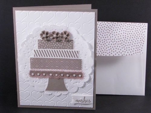 9 - Tip top Taupe card - Colleen Vassos