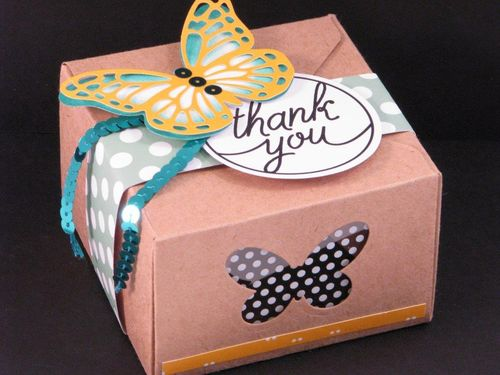 10 - Thank you box - Julie Oliver