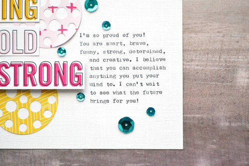 Be Strong Layout by Aly Dosdall 4