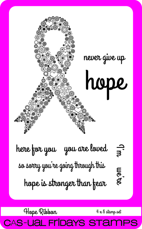 Hope Ribbon website