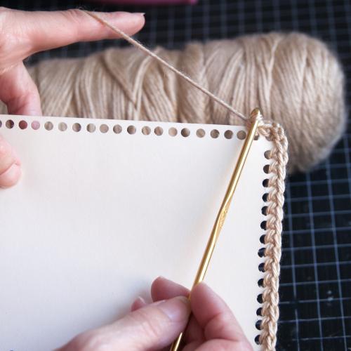 Crochet Step 2