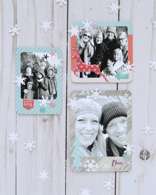 Holiday Photo Magnets by Aly Dosdall 1