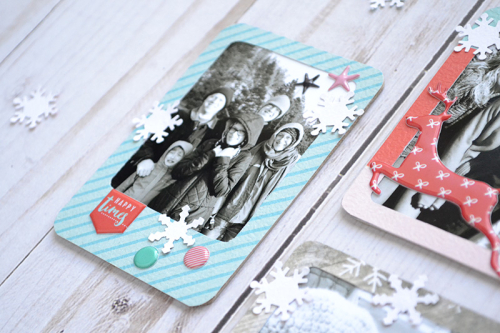 Holiday Photo Magnets by Aly Dosdall 2