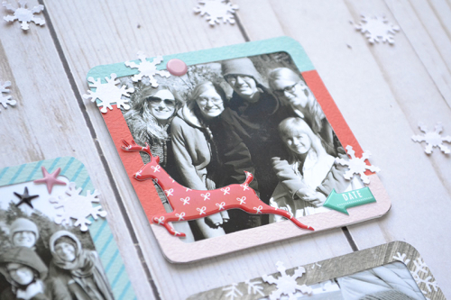 Holiday Photo Magnets by Aly Dosdall 3