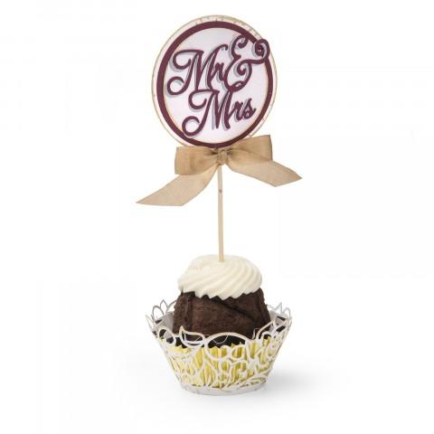 Cupcake die