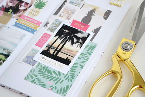 DIY Traveler's Notebook by Aly Dosdall 6