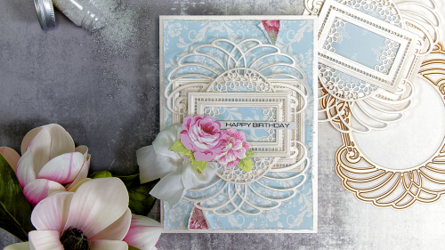 Yana-smakula-2017-Spellbinders-Dimensional-Die-Cutting-#1-Birthday-Card-1Y