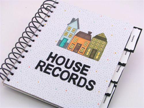 6 - House Records - Carol Matthews