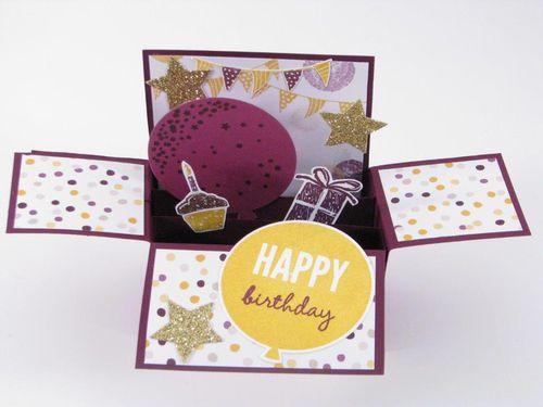 7 Happy Birthday - Julie Olivier