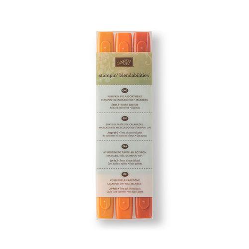 Pumpkin Pie Blendabilities Markers