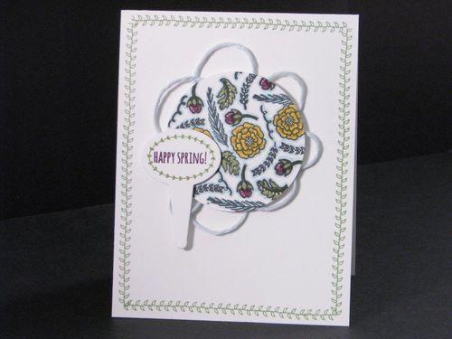 9 - Happy Spring Card - Tara Murphy Bourgoin