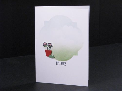 10 - Best Buds Notecard - Tara Murphy Bourgoin