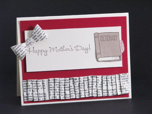 5 - Happy Mother's Day card - Linda Yamamoto