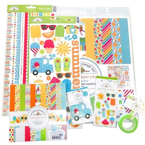 Doodlebug_sunkissed prize pack