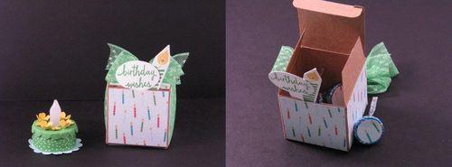 10 - Box, tealing and kisses - Colleen Vassos