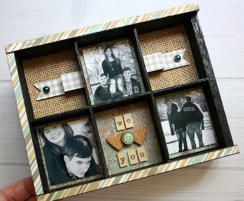 Shellye McDaniel-Shadowbox Frame For Dad3