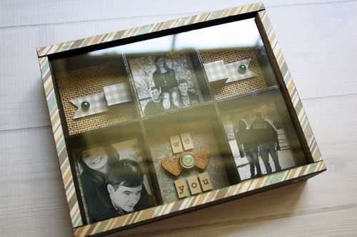 Shellye McDaniel-Shadowbox Frame For Dad4