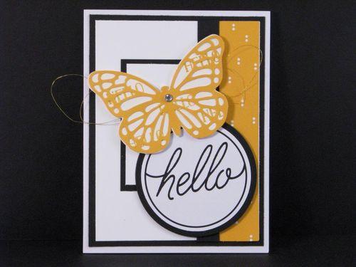 4 - Hello card - Anne Granger4