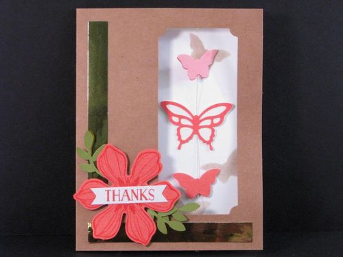 8 - Thanks card - Julie Oliver