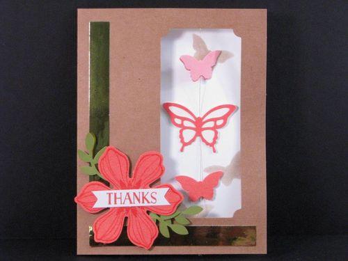 8 - Thanks card - Julie Oliver