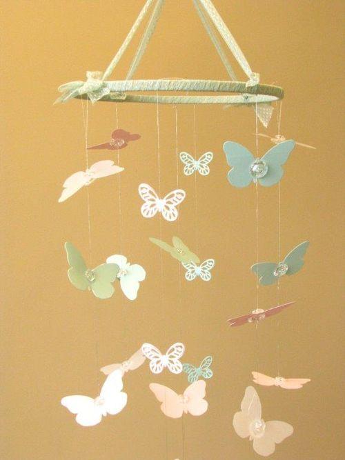 6 - Butterfly mobile - Carol Matthews