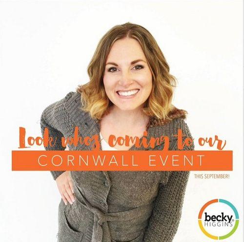 Becky higgins cornwall