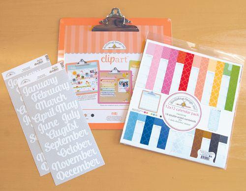 Doodlebug clipart prize pack