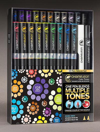 4-Chameleon Pens