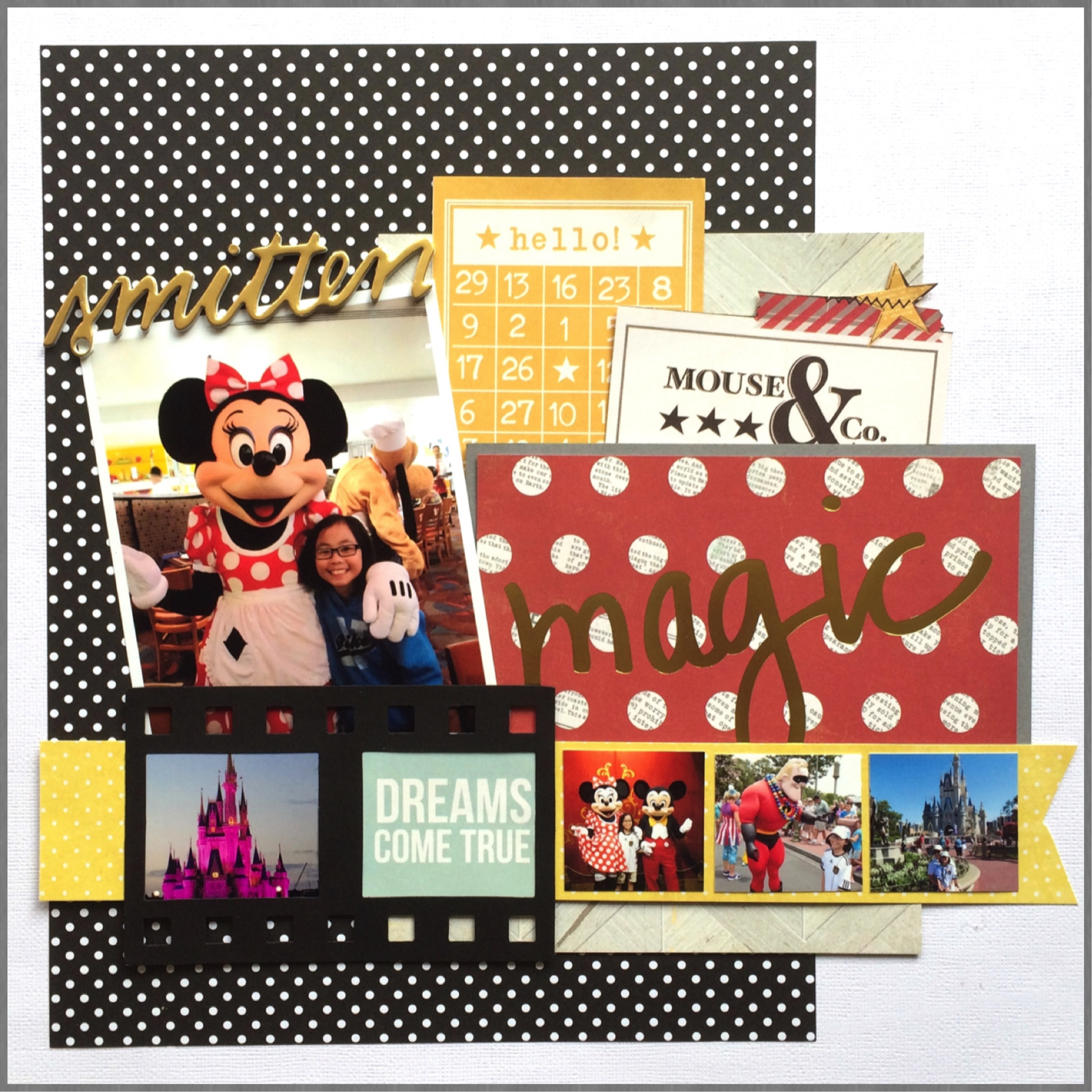 Scrapbook Cards Today Blog 3ts Tuesday With Virginia Nebel